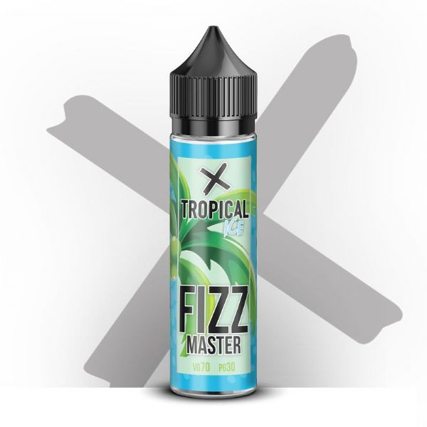 Fizz Master Tropical Ice - 50ml